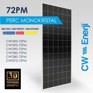 CW Solar Enerji Panelleri